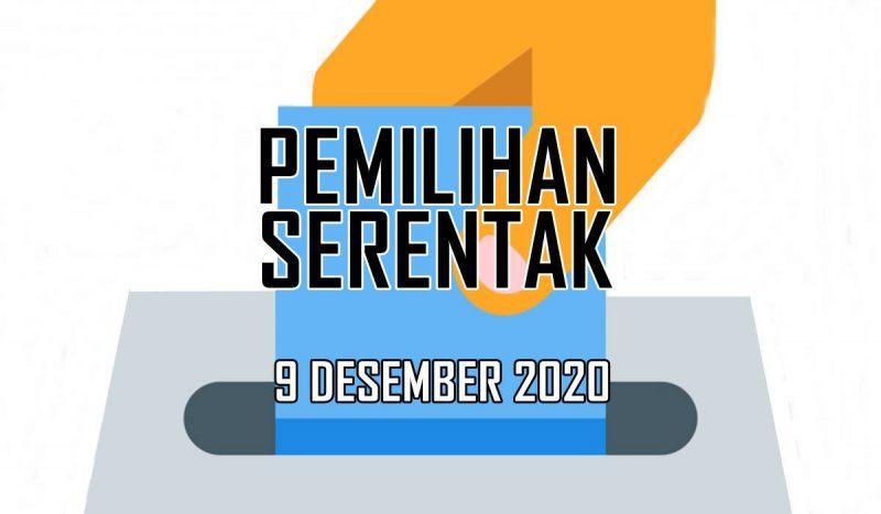 Pemilihan serentak 9 Desember 2020