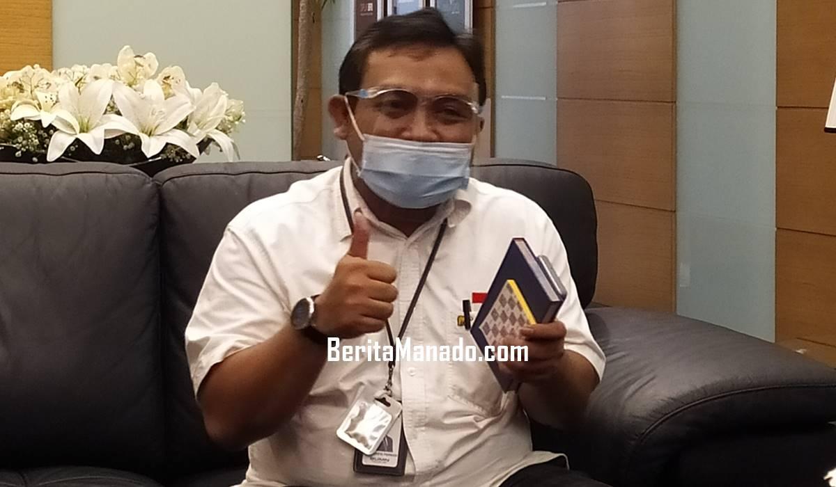 Pemimpin Cabang BRI Manado, Dekhi Ensya Permadi
