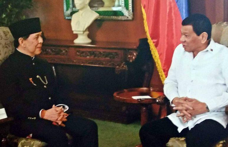 SHS dan Presiden Filipina Duterte