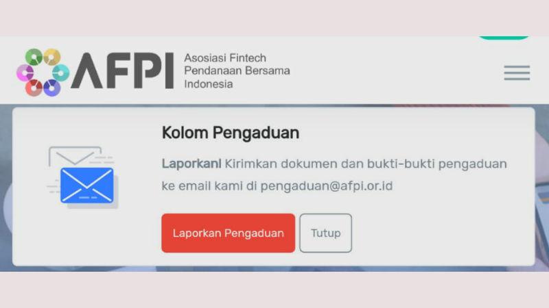 Tawaran Pinjaman Online Lewat Sms Adalah Praktik Fintech Ilegal Afpi Ingatkan Jangan Mudah Tergiur Beritamanado Com Berita Terkini Manado Sulawesi Utara