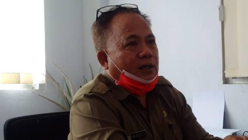 Kepala Dinas Penanaman Modal dan Pelayanan Terpadu Satu Pintu (DM PTSP) Pemkab Minahasa, Mekri Sondey
