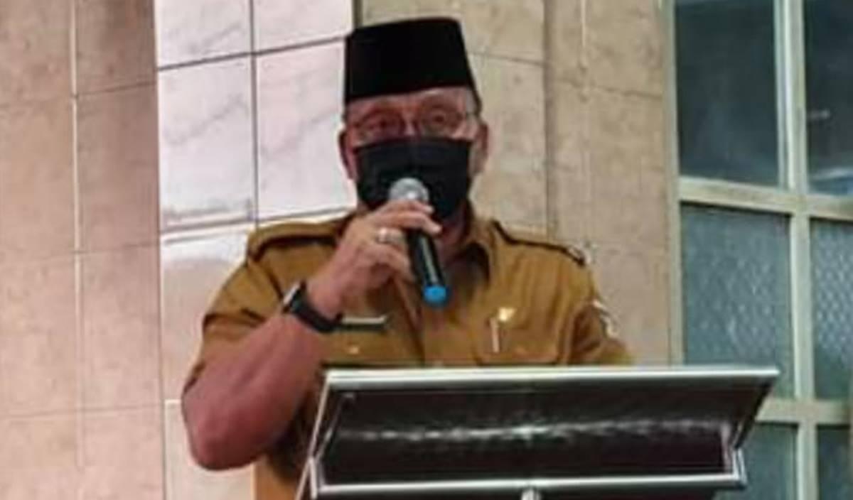 Wakil Bupati Minahasa, Roby Dondokambey