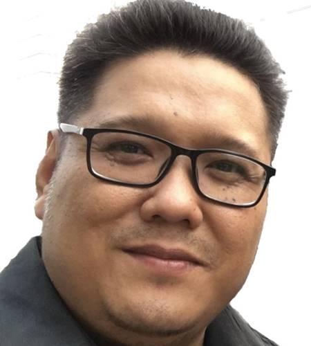 Ketua Umum Komunitas 110 Arief Wibowo