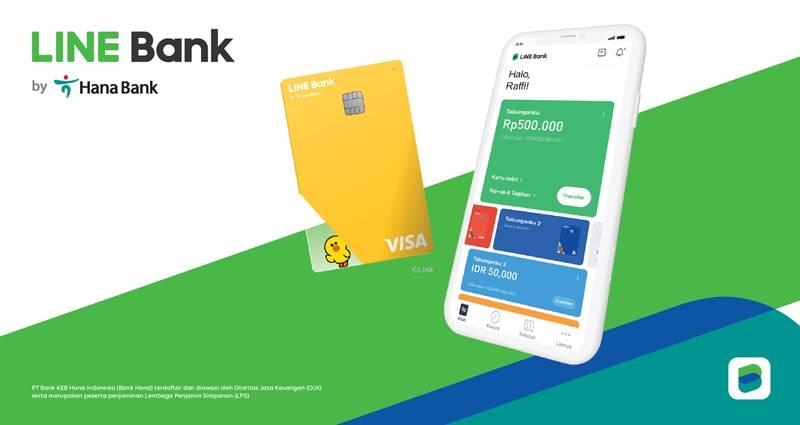 LINE Bank by Hana Bank