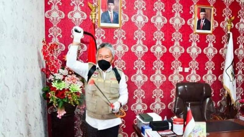 Franky Wongkar (foto IST).
