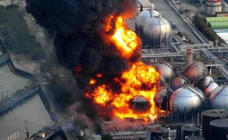 Ilustrasi kecelakaan nuklir (foto ist)